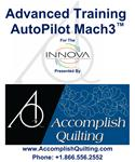 RGTFISAQ001 Advanced Training AutoPilot Mach 3 for the Innova - Self Study