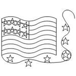 Patriot Pride Set - 15 Automated Quilting Designs - RGS040