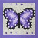 408147 - Fly, Fly Away! - 25 in. / 43 in. / 75 in. Square Wall Hanging