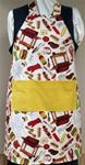 466093 - Chef's Apron - One Size Fits All