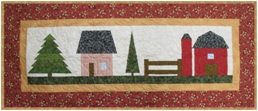 "RGR104 - The Old Homestead - 18"" x 43"""