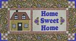 449111 - Home Sweet Home  - 18 in. x 43 in.