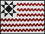439120 - Rickrack Flag - 16 in. x 18 in.