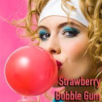 30ml Premade Strawberry Bubble Gum Specialty E-Liquid/Juice