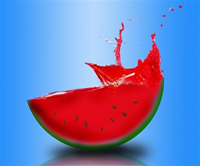 30ml Premade Juicy Watermelon Specialty E-Liquid/Juice