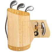 CADDY DELUXE CUTTING BOARD AND TOOL SET