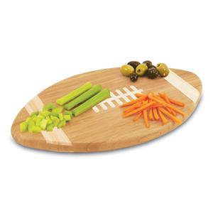 FOOTBALL SHAPED CUTTING BOARD
