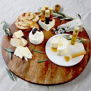 Deluxe Cheese Board Honey Pairing Gift