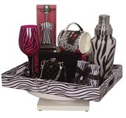 ZEBRA BAR SET