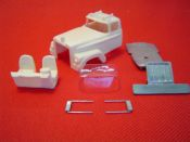 1/64 TLC DODGE BOGHORN CAB KIT
