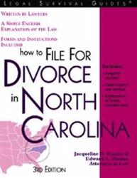 How to File for Divorce in North Carolina