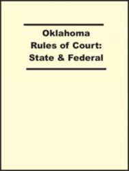 Oklahoma Court Rules and Procedure