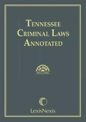 Tennessee Criminal Laws