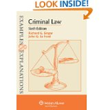 Examples & Explanations: Criminal Law