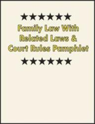Family Law with Related Laws & Court Rules