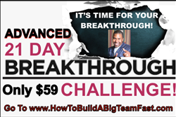 Advance Breakthrough Challenge