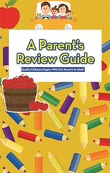 Parent Review Guide 16 Card Stack