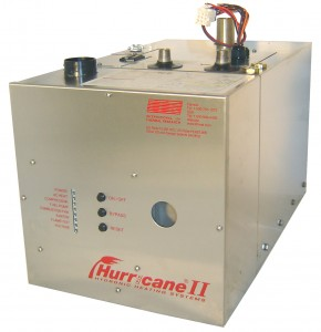 Hurricane Heater II, Model H2D, with 120 VAC Element #45200