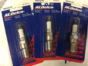 ACDELCO Spark Plugs #MR43LTS