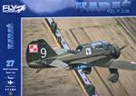 FM Karas PZL P.23B Paper Model Kit 1/33 (#27)