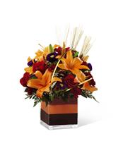 Fall Cube Arrangement Deluxe