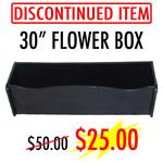 "30"" Window Flower Box"