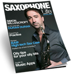 Saxophone Life Magazine January 2015 (PDF)