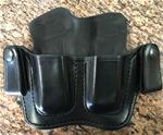 IWB Double Mag Holder