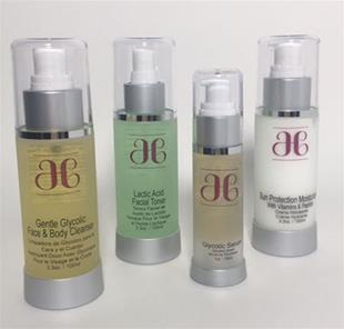 Anti-Aging Glycolic Skin Care System