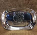 Wilton Armetale LSU Bread Tray
