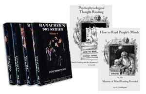 Psi Series DVD's and Book Offer