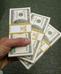 $100 Bills: Old Style, $10K, Full-Print , Front & Back, Standard-Grade