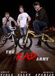 Poster of the Rad Army - Martin Aparijo, Eddie Fiola, and Bill