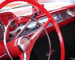 1957 Bel Air Interior