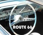 1961 Impala Interior – Route 66 White