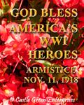 God Bless America's WWI Heroes, Version 1