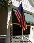 Patriotic Barber Shop