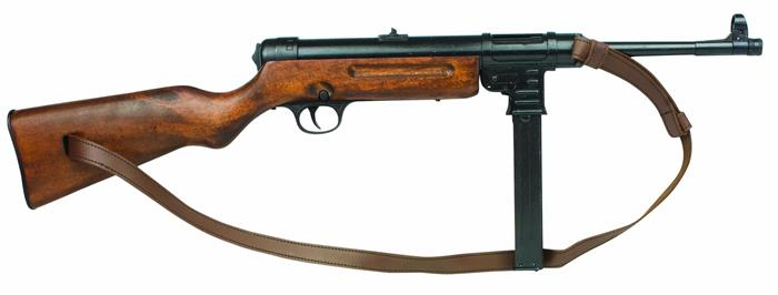 WWII Axis: German MP-41
