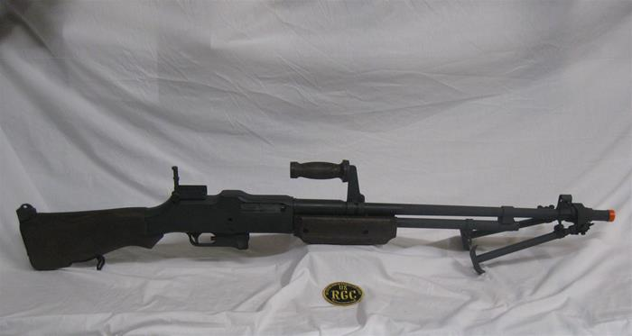 Browning Automatic Rifle Bar The United States Replica