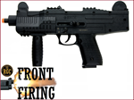 FRONT FIRE: 9mm Blank Gun: Sub-Machine Gun Fully Automatic