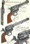AWESOME!! REPLICART WESTERN PISTOL 10208