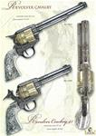 AWESOME!! REPLICART WESTERN PISTOL 10209 Little Big Horn Fast Draw!