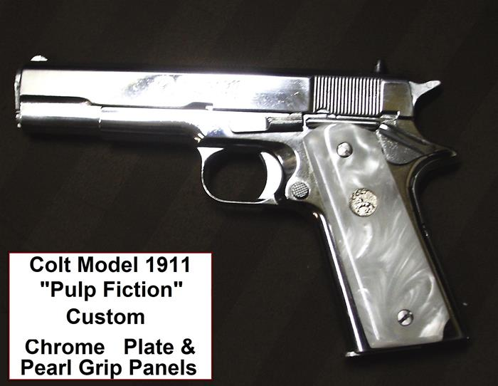 Pulp Fiction Colt 1911