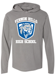VHHS Spiritwear - Comfort Colors Hooded L/S Tee