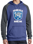 VHHS Boys Bowling 2019-2020 - District Lightweight Hoodie