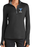 VHHS Softball 2020 - 1/4 zip (Nike) Embroidered Logo