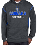 VHHS Softball 2020 - Hoodie (tech fleece) VH Logo