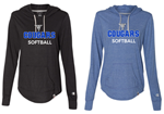 VHHS Softball 2020 - Hoodie (Champion women's triblend) VH Logo