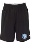 "VHHS Boys Volleyball 2020 - Champion Cotton Gym Shorts 9"" inseam shorts"