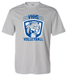 VHHS Boys Volleyball 2020 - Badge B-Core Dri-fit short sleeve t-shirt